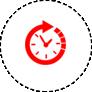 pictogramme chronomètre